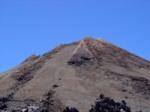 Acceso al pico del Teide. Permiso.