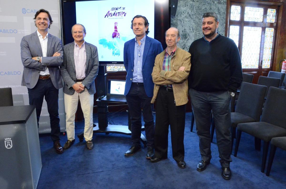 Nueva estrategia de promoción de los vinos de Tenerife