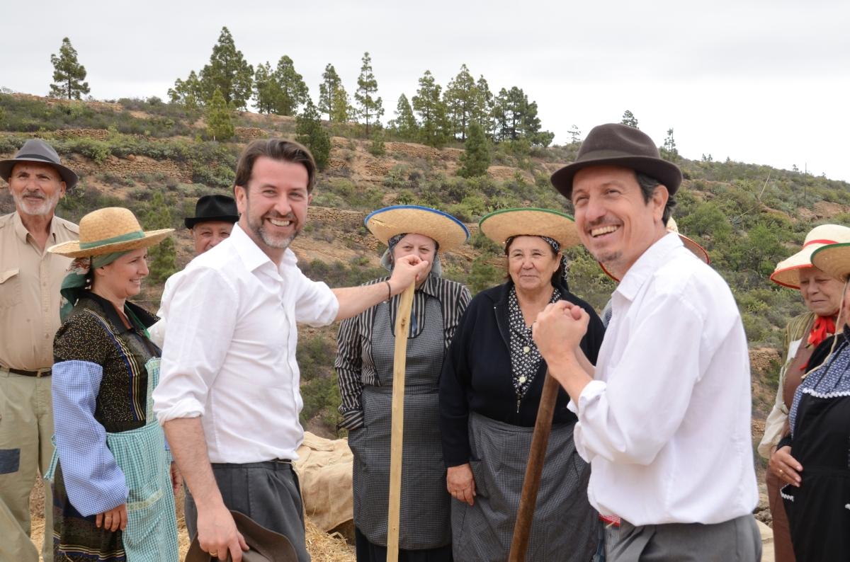 El Cabildo promueve la recuperación del patrimonio etnográfico vinculado al mundo rural